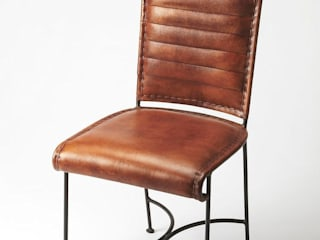 CHAIRS : colonial  by MAKERS ART EXPORT ,Colonial