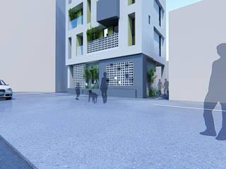 Minimalist houses by 尋樸建築師事務所 Minimalist