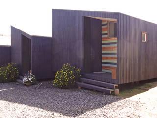 Bungalows de estilo  por m2 estudio arquitectos - Santiago, Escandinavo