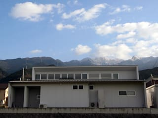 長井建築設計室 Single family home White