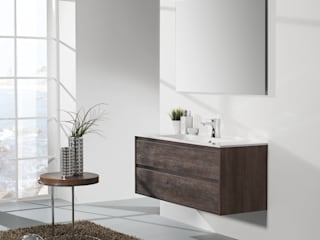 Baños de estilo moderno de FALEGNAMERIA ADRIATICA S.r.l. Moderno