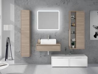 FALEGNAMERIA ADRIATICA S.r.l. Salle de bain moderne