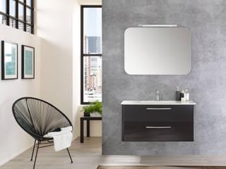 Phòng tắm phong cách hiện đại bởi FALEGNAMERIA ADRIATICA S.r.l. Hiện đại