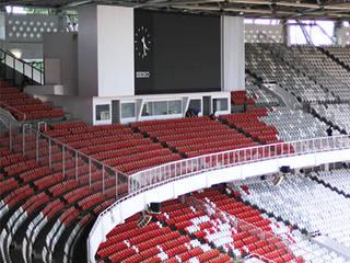 Renovasi Kursi Penonton di Gelora Bung Karno Stadion Modern Oleh PT. Datra Internusa Modern