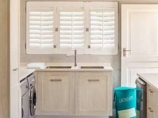 Scullery Deborah Garth Interior Design International (Pty)Ltd Modern kitchen