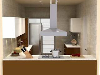Kitchen Classic style kitchen by Golden Spiral Productionz (p) ltd Classic