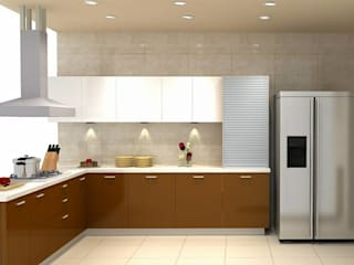Golden Spiral Productionz (p) ltd مطبخ