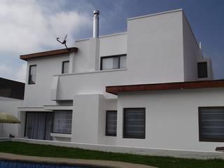 Territorio Arquitectura y Construccion - La Serena บ้านเดี่ยว