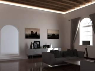 Cornice per led classica a soffitto - EL701:  in stile  di Eleni Lighting