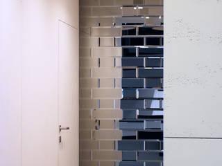 Luxformat - wyjątkowe płytki lustrzane od Luxum Nowoczesny