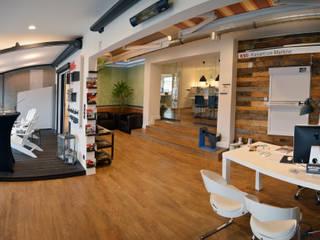 Unsere Ausstellungsräume in Hamburg-Meiendorf Moderne Ladenflächen von Bielenberg - Sonnenschutz Modern