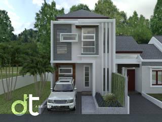 PROJECT CIPUTAT TANGERANG SELATAN: Rumah oleh Rumah Desain Tropis, Modern