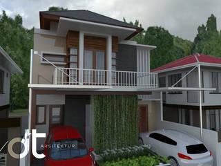 Casas modernas: Ideas, imágenes y decoración de Rumah Desain Tropis Moderno