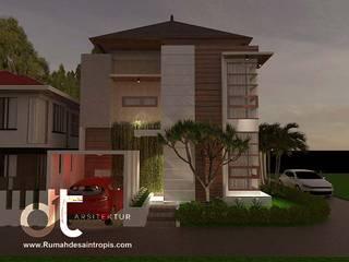 Rumah Desain Tropis