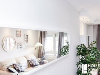 Reformas y decoración para venta de piso en Bilbao:  de estilo  de Home Staging Bizkaia