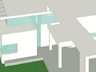 Casa Marcela y Horacio.: Casas unifamiliares de estilo  por Andrés Moroni  Arquitecto