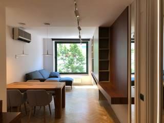 Residencial 4 Comedores de estilo moderno de Sambori Design Moderno