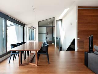 Residencial 3 Comedores de estilo moderno de Sambori Design Moderno