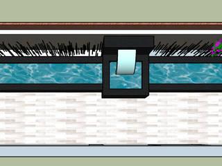 Terraza clínica dental SCDissenys Enginyeria Elèctrica i Paisatgisme