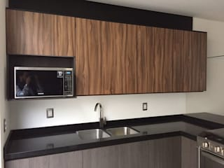 bellacocinas KitchenStorage Kayu Buatan Beige