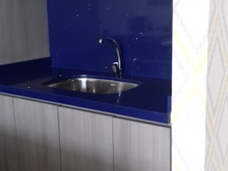 bellacocinas KitchenBench tops Kuarsa Blue