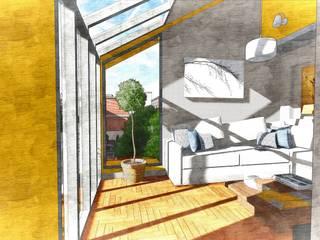 by Dmas Arquitectura Modern