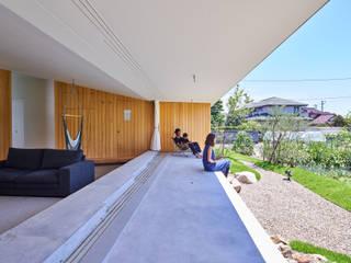 武藤圭太郎建築設計事務所 Jardin moderne