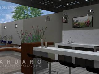 SAHUARO Arquitectura + Paisajismo Тераса