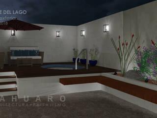 SAHUARO Arquitectura + Paisajismo Садовий басейн