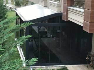 Modern style gardens by Kasva yapı mimarlık Modern