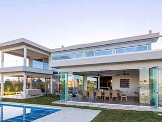 Casa La Reserva Cardales de ARQCONS Arquitectura & Construcción Moderno