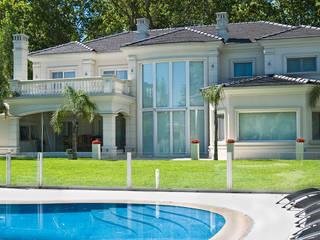 Casa Abril Club de Campo Casas modernas: Ideas, imágenes y decoración de ARQCONS Arquitectura & Construcción Moderno