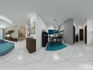 Virtual tour of your Dream House:  Bungalows by VRDreamz