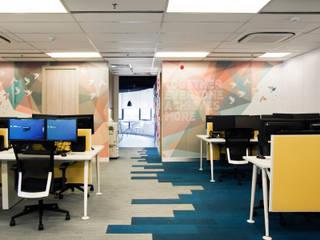 Văn phòng & cửa hàng theo Space Simplified Sdn Bhd,