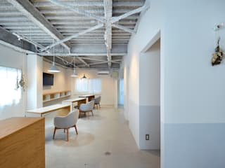 TRANSFORM 株式会社シーエーティ Commercial Spaces