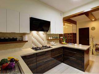 Modular Kitchens:   by Yellow Tree Interiors