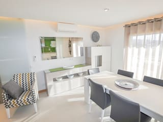 Interior Design Project - Garden Hill Old Town Albufeira por Simple Taste Interiors Clássico