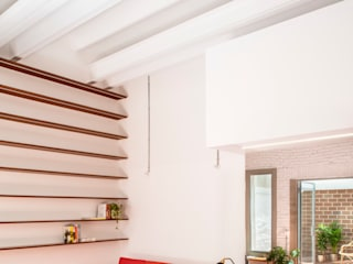 : Salones de estilo  de CRÜ studio