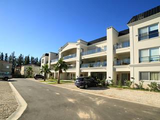 Emprendimiento Boulevard del Sol: Casas de estilo  por ARQCONS Arquitectura & Construcción