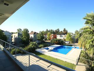 Pool von ARQCONS Arquitectura & Construcción, Modern