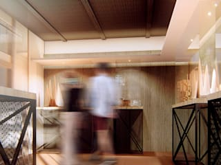 展示規劃設計 / 展場規劃 / Exhibition Design & planning:  走廊 & 玄關 by Redblade Design / 刀赤空間設計工作室