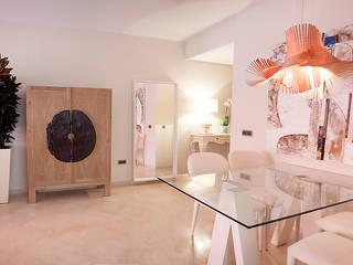 Diseño Interiores Alicate playa: Comedores de estilo  de DC PROJECTS