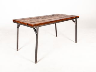 Old Oak Dining Table von BjørnKarlsson Furniture Minimalistisch