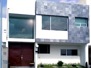 Jatzí Desarrollos Habitacionales : Casas de estilo moderno por SPAZIA
