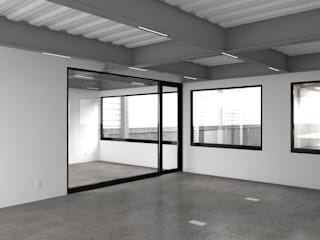 V Arquitectura Study/office White