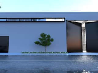 by V Arquitectura Мінімалістичний
