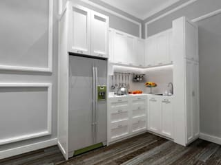 APARTMENT BSD:  Dapur built in by IFAL arch