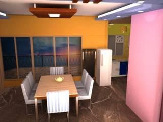 餐廳 by Saraswati Interior, 古典風