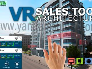 3D Virtual Reality Real Estate Tool By Yantram Developer - Vegas, USA Klasik Oto Galerileri Yantram Architectural Design Studio Klasik
