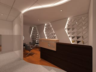 AGRA INDONESIA OFFICE:  Ruang Kerja by IFAL arch